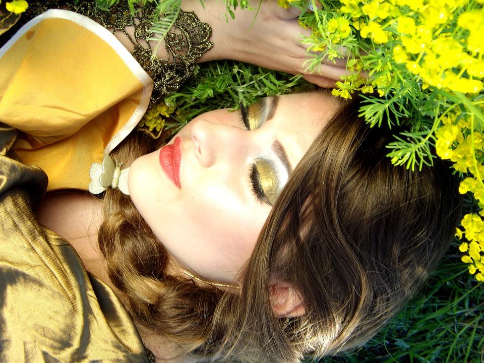 soñando con flores