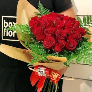 bouquet rosas rojas PREMIUN